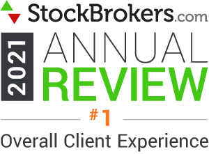 Rated best in class for online investing and banking by StockBrokers.com