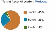 Use our asset allocator to understand your investment risks