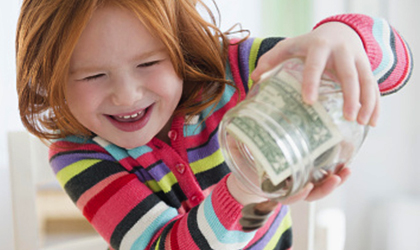 Teaching your children financial responsibility