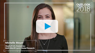Watch Michelle Meyer discuss how U.S. tax reform may impact the economy at large.