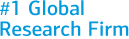 #1 Global Research Firm
