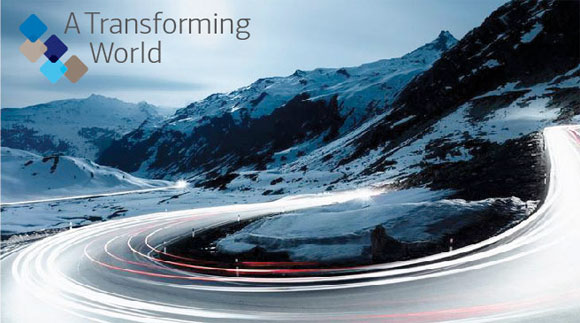 Impactful global forces in a transforming world
