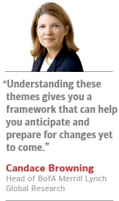 Candace Browning, Head of BofA Merrill Lynch Global Research