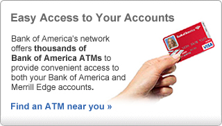 Easy Access to Your Accounts