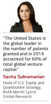 Savita Subramanian, Head of U.S. Equity and Quantitative Strategy, BofA Merrill Lynch Global Research